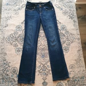 INC Denim boot leg size 2